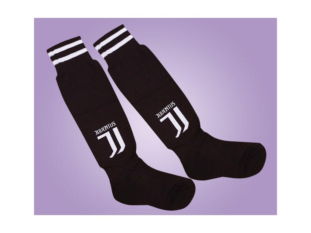 ponožky Juventus černé