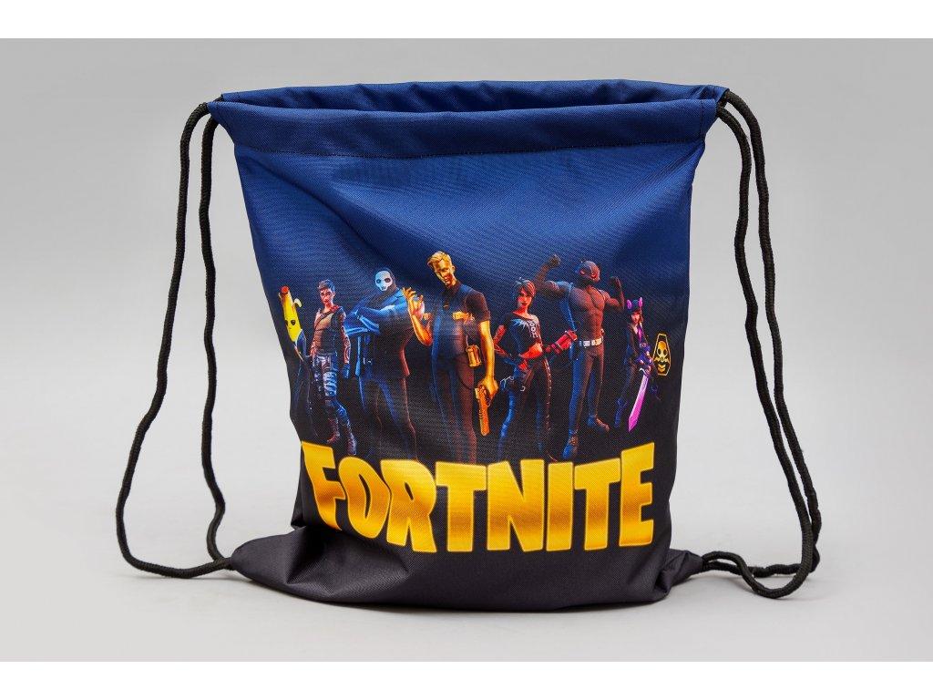 Fortnite zatahovací batoh Zlatý