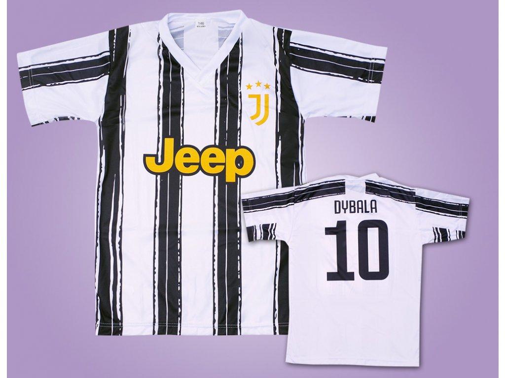 dres Juventus Dybala