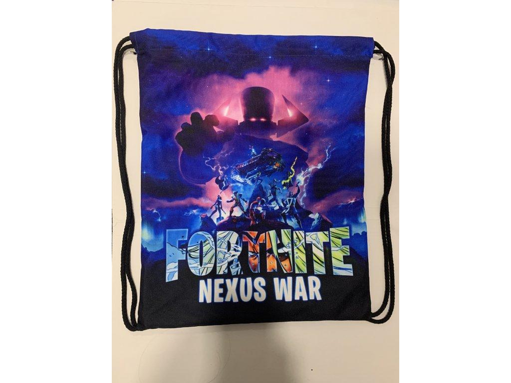 Fortnite Nexus zatahovací batoh