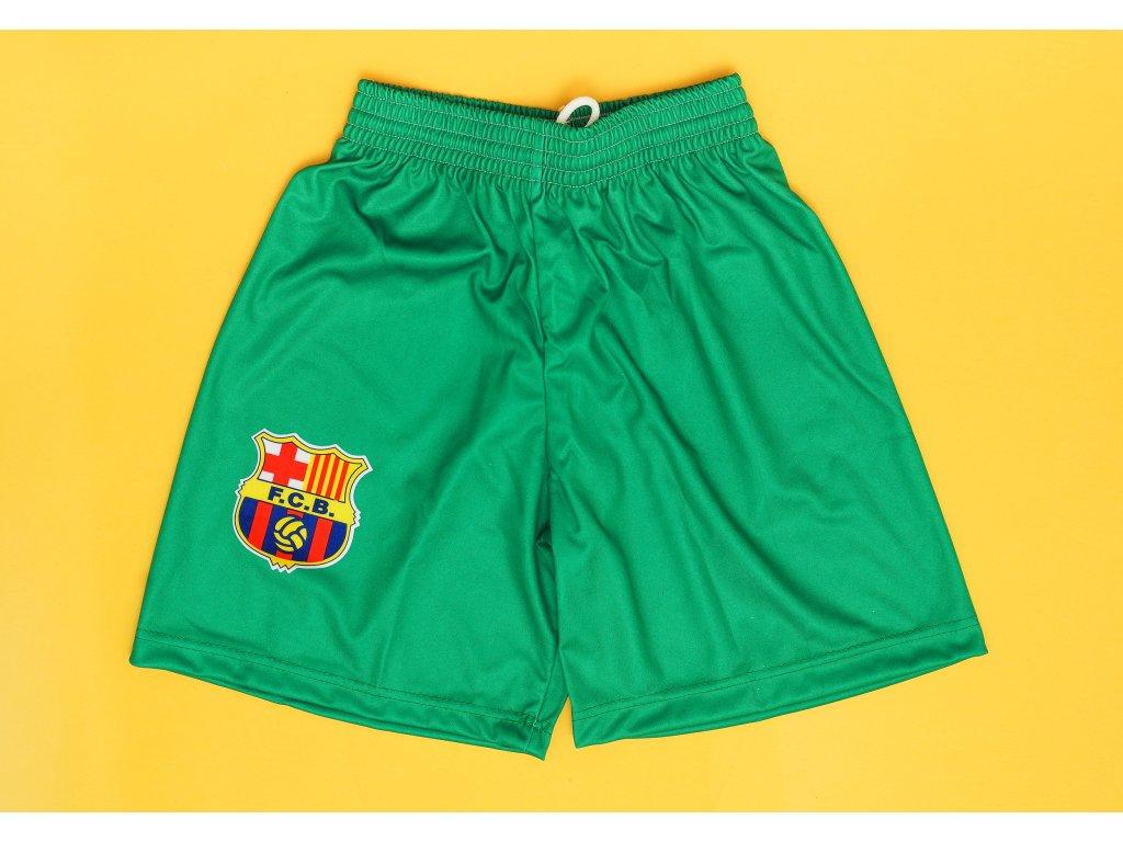 Trenky Barcelona Zelené
