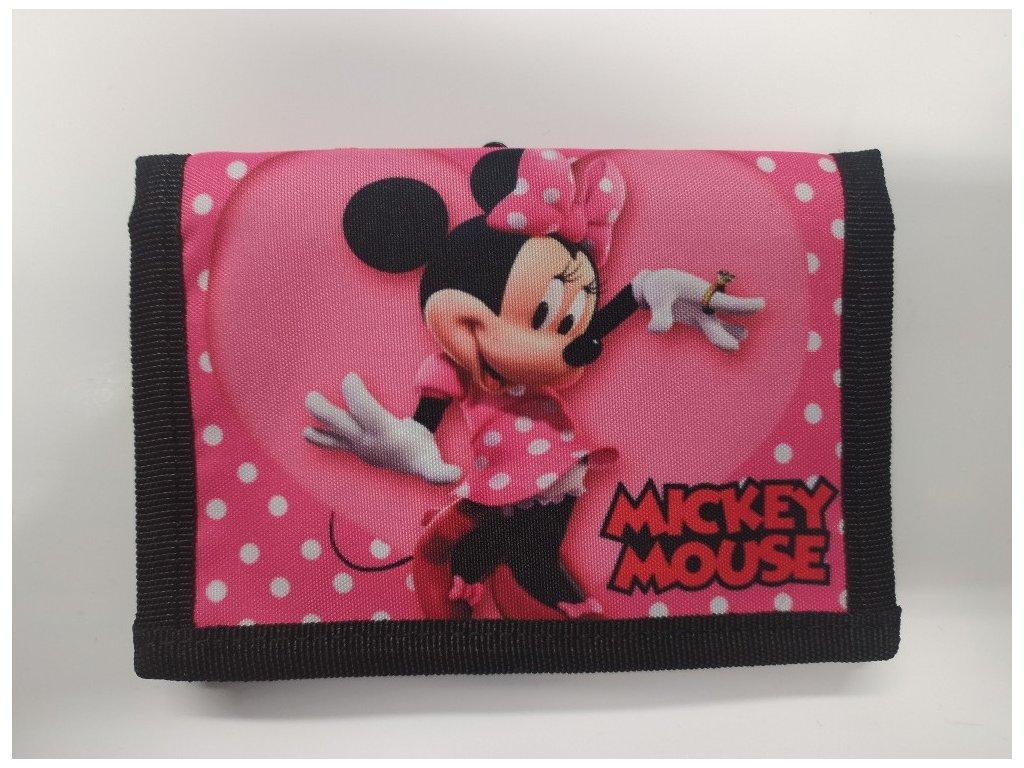 Mickey Mouse peněženka