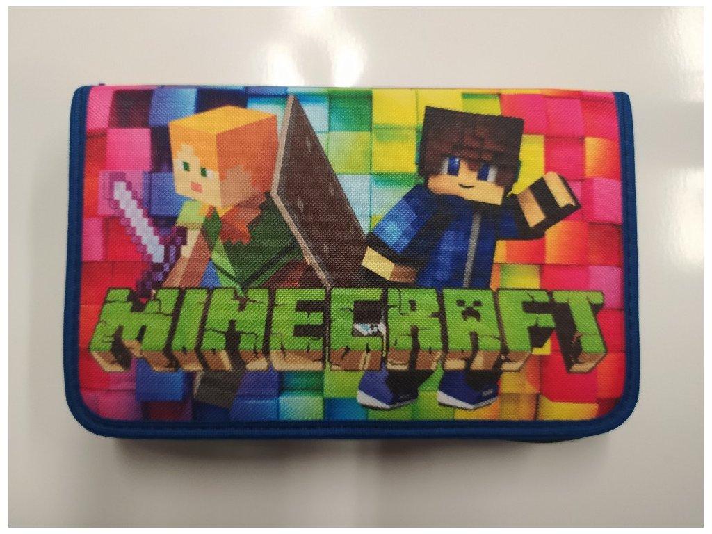 Penál Minecraft
