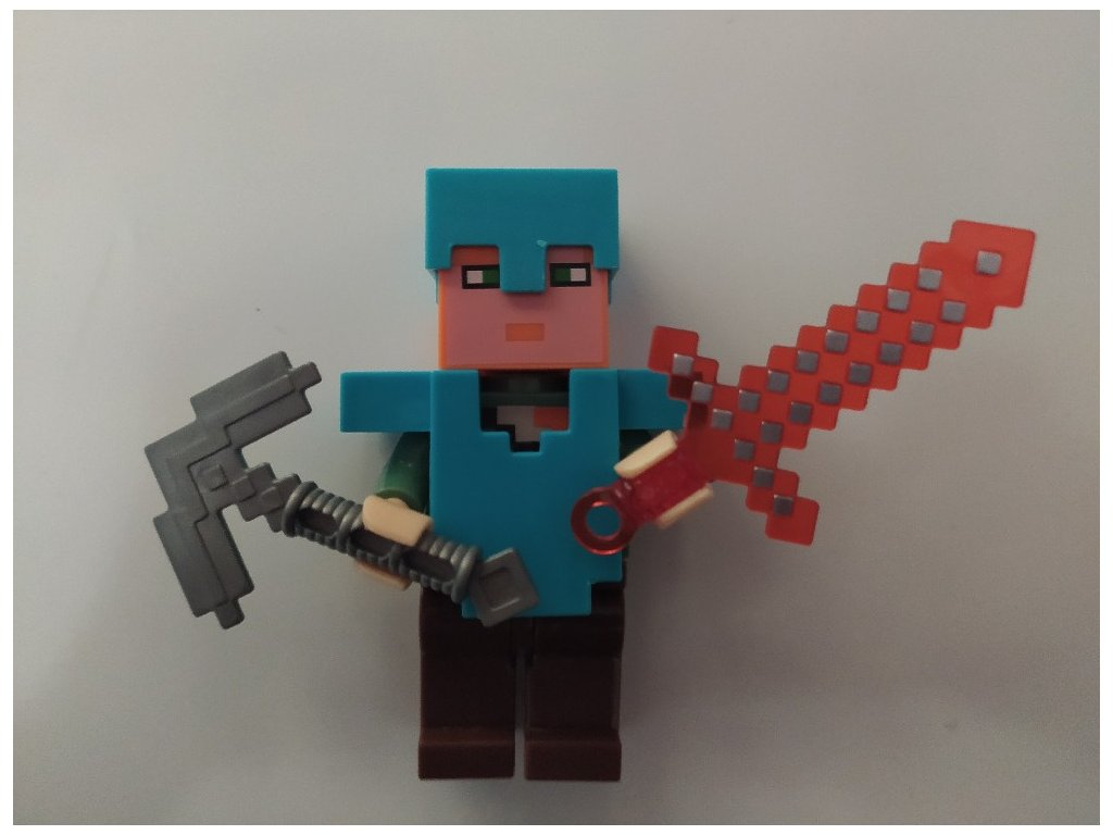 Minecraft figurka