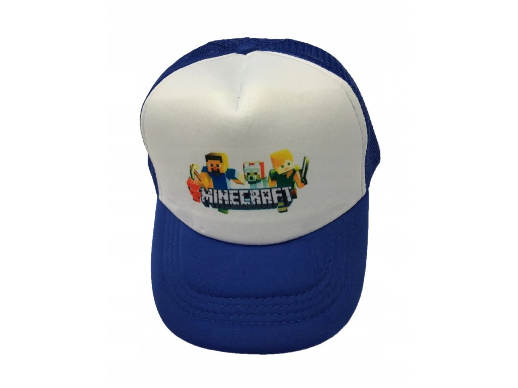 Kšiltovka Minecraft