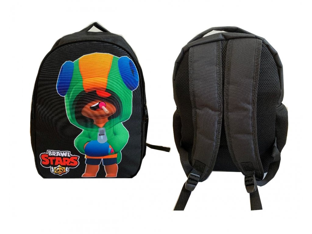 Školní batoh Brawl Stars Leon