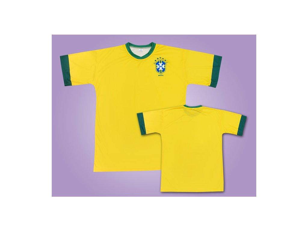 Fotbalový dres Brazilia