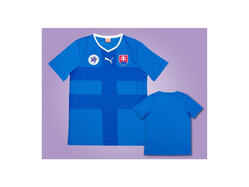 dres reprezentace SR modrý