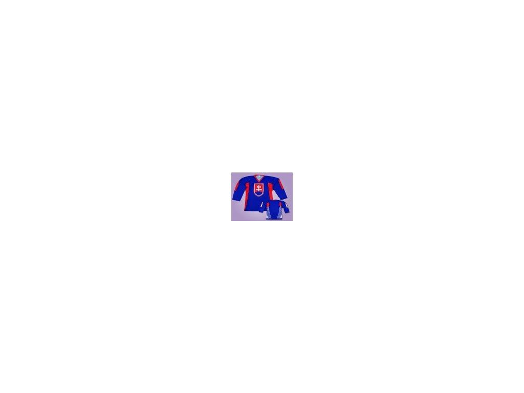 Hokejov dres SR modrý
