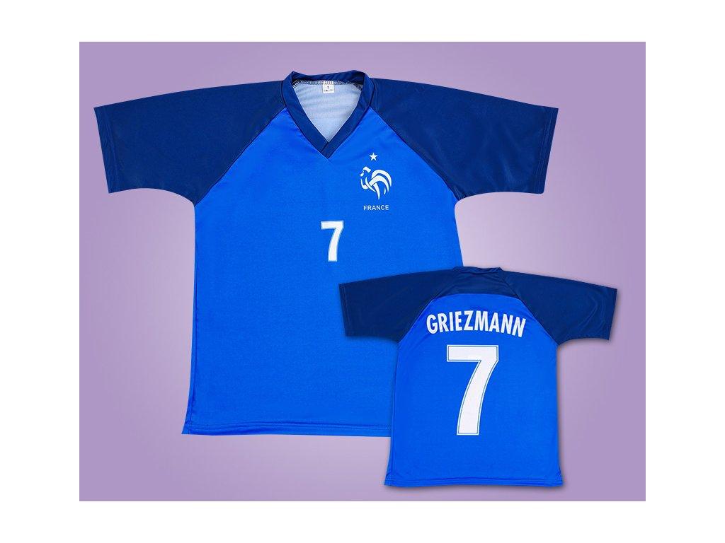 dres Francie Griezmann
