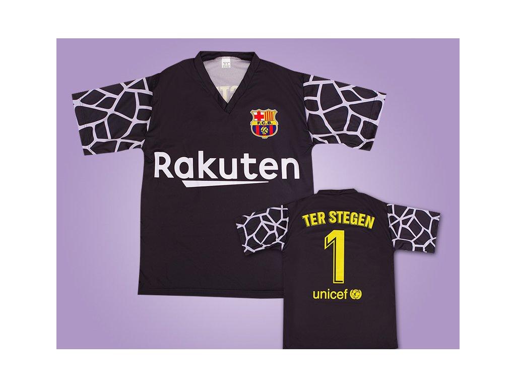 Fotbalový dres Barcelona TER STEGEN 2019
