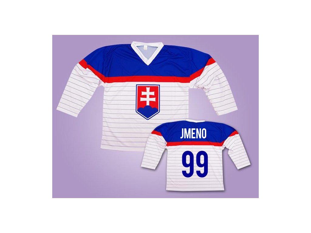 hokejový dres SR