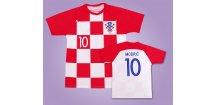 Dres fotbalový Modrič Chorvatsko 2019