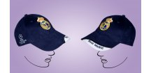 kšiltovka Real Madrid