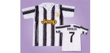 Fotbalový dres ronaldo 2021 juventus