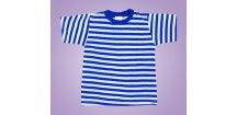 Tričko námořnické modré
