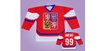 český hokejový dres