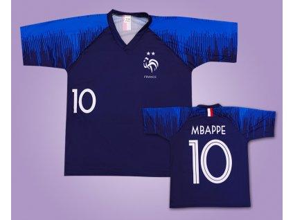 dres Mbappe 10 Francie