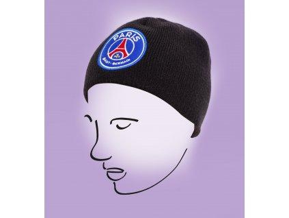 zimní čepice PSG