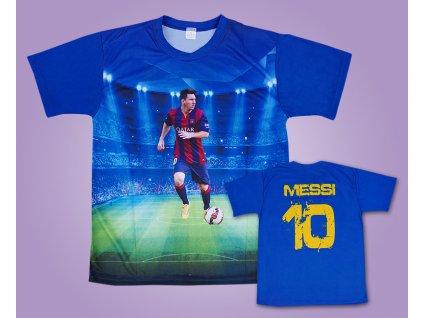 dres tričko Messi 10