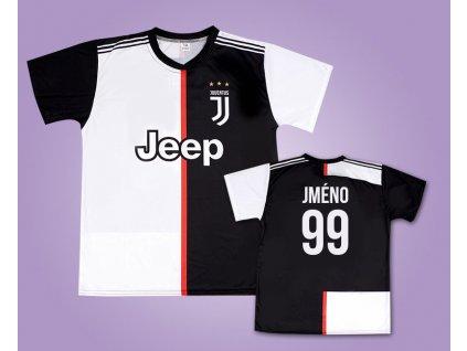 dres Juventus jméno