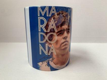 hrnek Maradona Argentina