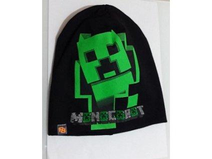 Čepice tenká Minecraft