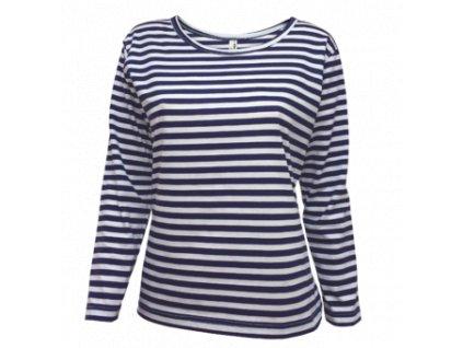 triko námořnické dámské dlouhý rukáv