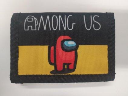 Peněženka Amog Us