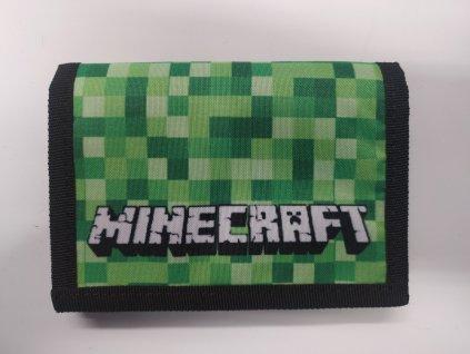 Peněženka Minecraft