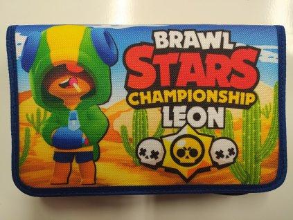 Penál Brawl Stars Leon