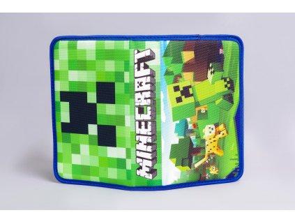 Školní penál Minecraft kostky
