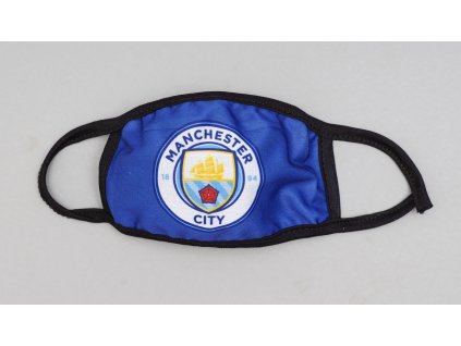 Rouška Manchester City
