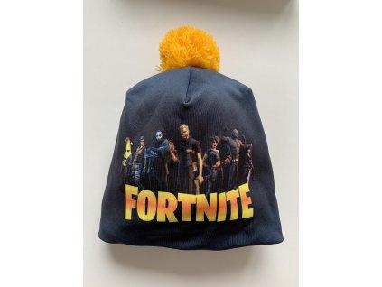 Zimní čepice Fortnite