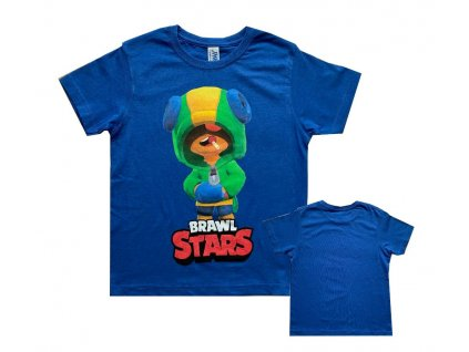 Triko Brawl Stars Leon