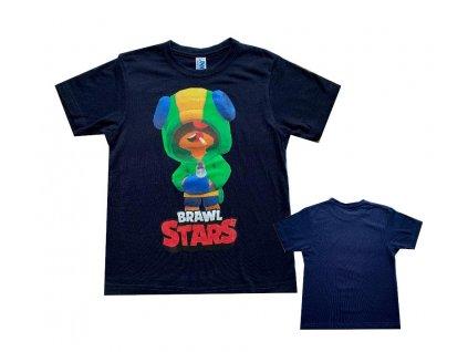 Tričko Brawl Stars Leon