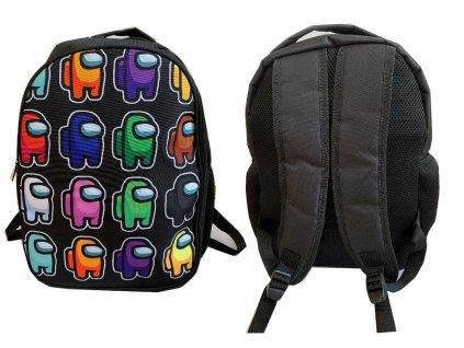 Školní batoh Among Us