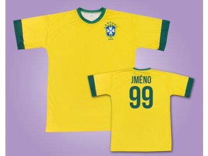 dres Brazile vlastní jméno