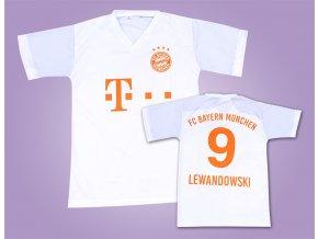 Fotbalový dres BAYERN Lewandowski