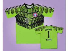 Fotbalový dres BAYERN Neuer