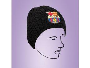 zimní čepice Barcelona