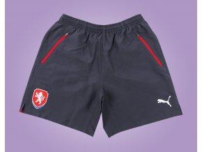 Fotbalové trenky ČR černé puma