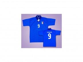 SLEVA:Fotbalový dres Balotelli Italia