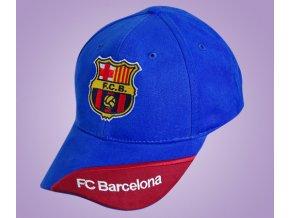 cap FCB blue