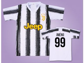 dres Juventus se jménem