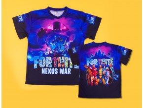 WEB fortnite nexus war 2020
