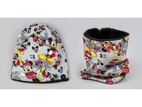 Zimní komplet Mickey