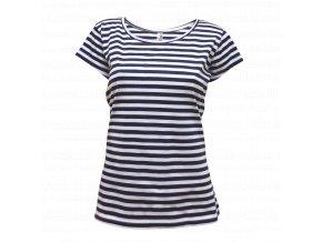 Tričko námořnické , dámské, kr. rukáv