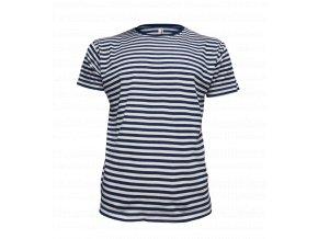 Tričko  námořnické pánské, krátký rukáv