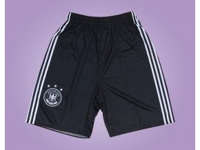 Fotbalové trenky Německo černé